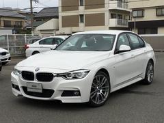 BMW320d Mスポーツ後記 19AW ACC ストレージPKG