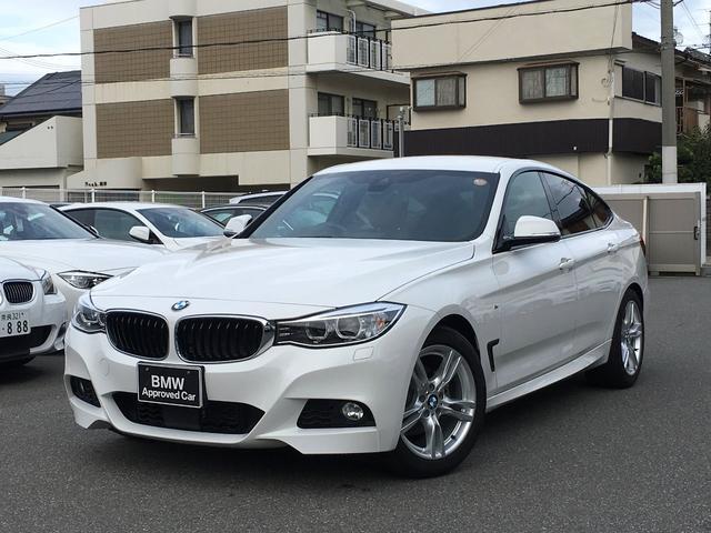 BMW 320iグランツーリスモ Mスポーツ ACC ヘッドUP