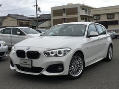 BMW118d Mスポーツ ACC コンフォPKG Pサポ