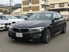 BMW530i Mスポーツ 黒レザー イノベーション ACC