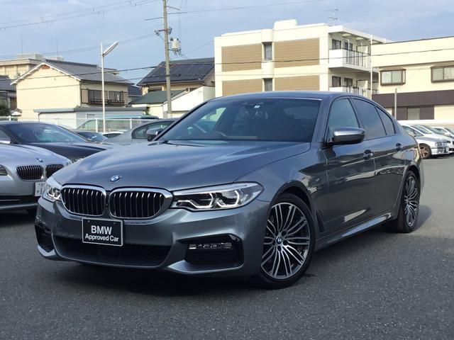 BMW 523d Mスポーツ ハイラインパッケージ ACC 地デジ