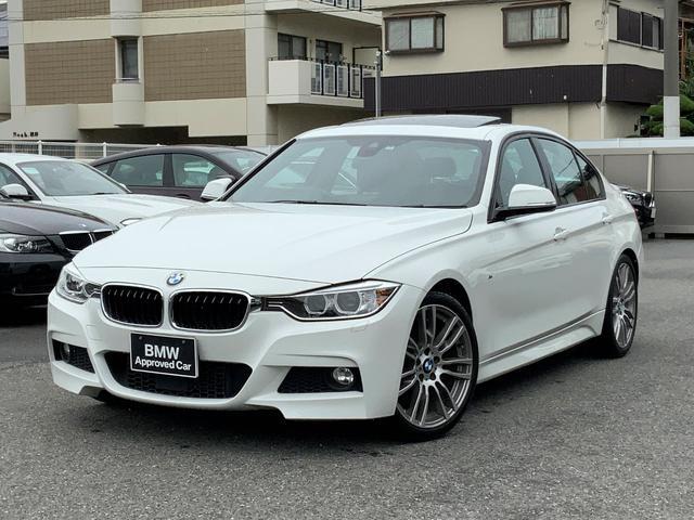 BMW 320d Mスポーツ サンルーフ19AW ACC Dアシスト