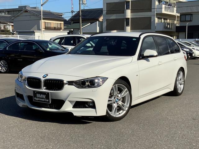 BMW 320iツーリング Mスポーツ ACC Dアシスト 電動トランク 電動シート