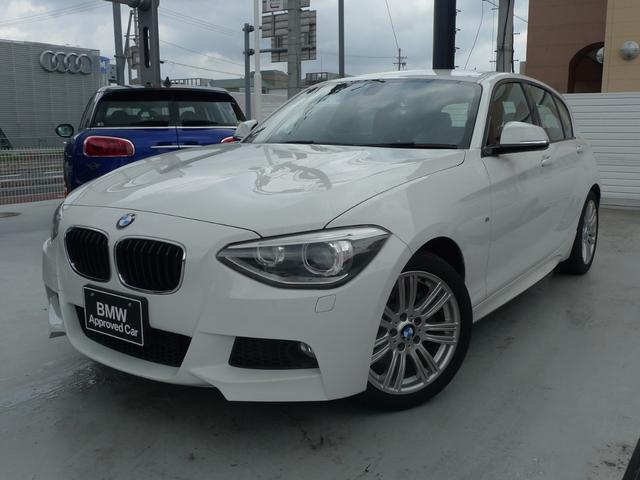 BMW 116i Mスポーツ コンフォートPKG パーキングサポート