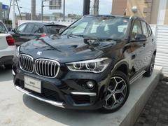 BMW X1xDrive18d xラインアドバンストPKGコンフォPKG