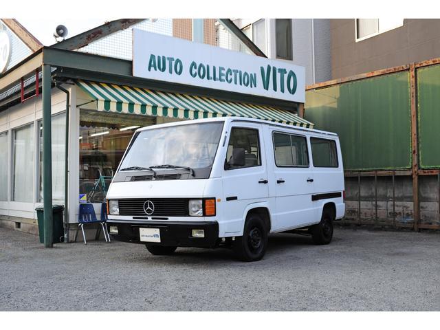 メルセデス・ベンツ 100D ディーラー車