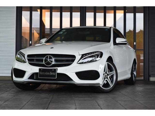 メルセデス・ベンツ C220dローレウスエディション セーフティP 新車保証継承