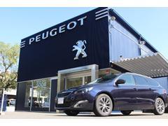 プジョー 308SW Allure BlueHDi 新車保証継承