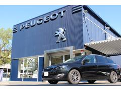 プジョー 308SW Allure BlueHDi パノラミックガラスルーフ