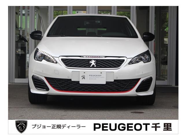 プジョー GTi270 byプジョースポール 19AW クイックシフト 可変式マフラー音