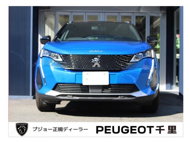 プジョー GT ブルーHDi レザーパッケージ  バックモニター レーンアシスト
