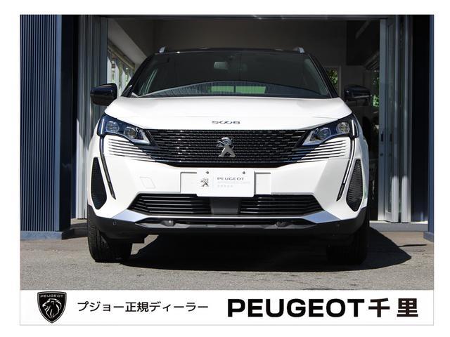 プジョー GT ブルーHDi バックモニター レーンアシスト 電動テールゲート