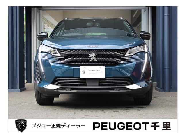 プジョー GT ブルーHDi レザーパッケージ フロントカメラ バックモニター レーンアシスト