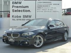BMW523i Mスポーツ LCI アクティブクルーズ Dアシスト