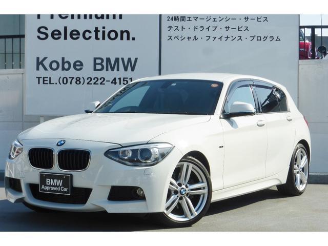 BMW 116i MスポーツOP18AW純ナビ Bカメラ