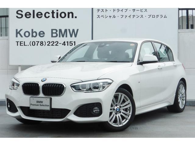 BMW 118d Mスポーツ パーキングサポ LEDライト