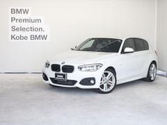 BMW118i Mスポーツ OP18AW パーキングサポ