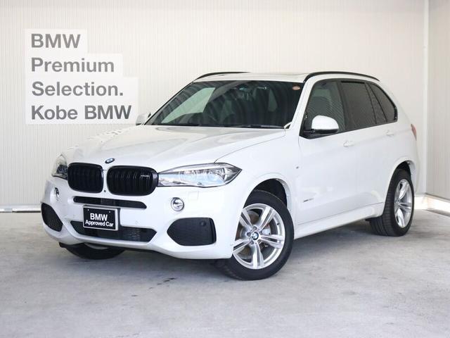BMW xDrive 35d Mスポーツ1オナ セレクトP LED