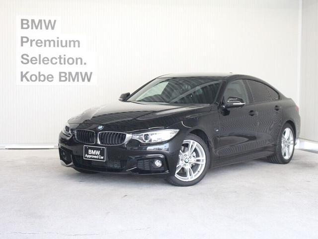 BMW 420iグランクーペ MスポーツACCハーマンサウンド