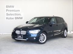BMW116i スタイル 純正HDDナビ パーキングサポート