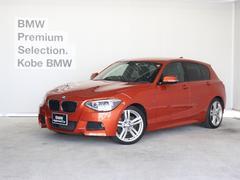 BMW116i Mスポーツ 純正ナビ Bカメラ センサー 18AW