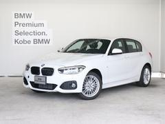 BMW118d Mスポーツ パーキングサポート LED タッチナビ