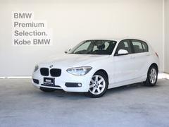 BMW116i ナビパッケージ ETC