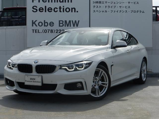BMW 420iグランクーペ Mスポーツ 地デジ ACC Dアシスト