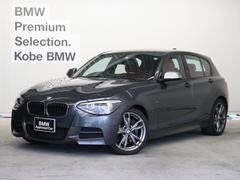 BMWM135i 赤レザー シートヒーター Pサポート パドル