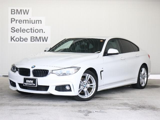 BMW 420iグランクーペ Mスポーツ ACC 車線変更警告