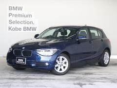 BMW116i 純正HDDナビ Pサポート ETC SOSコール
