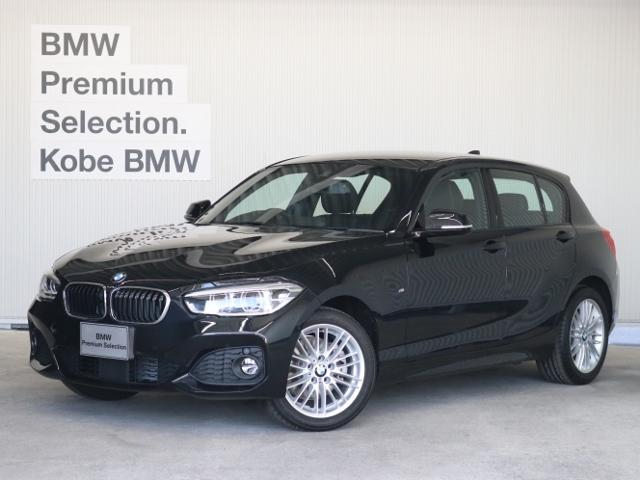 BMW 118d Mスポーツ黒革 ACC Dアシスト シートヒーター