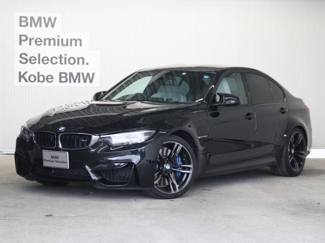 BMW M3 後期 白革 地デジ HUD ハーマンカードン 19AW
