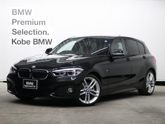 BMW 118i Mスポーツ 赤革 18AW シートH Bカメラ