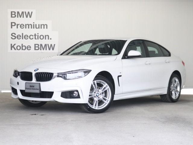 BMW 420i xDriveグランクーペMスピリット登録済未使用車