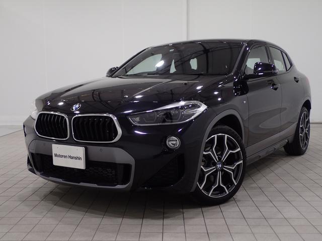 BMW sDrive 18i MスポーツX 茶革 ACC HUD