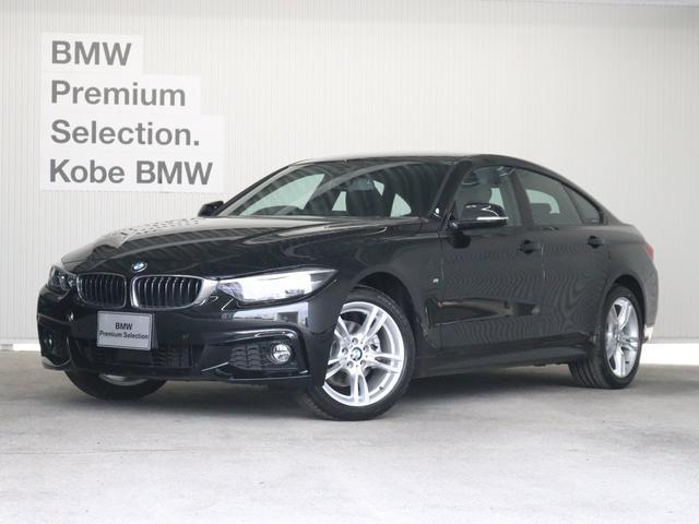 BMW 420iグランクーペ Mスポーツ 登録済未使用車液晶メーター