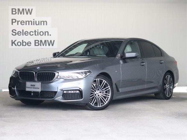BMW 523d Mスポーツ ベージュレザー ACC Dアシスト