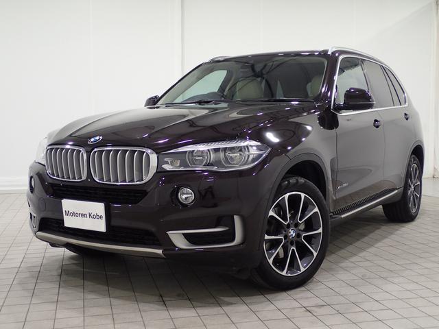 BMW xDrive 35d xライン パノラマSR ベージュ革