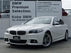 BMW523d Mスポーツ ACC Dアシスト 地デジTV ウッド