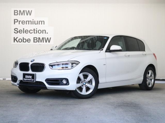 BMW 118d スポーツ LED Dアシスト HDDナビ Bカメラ