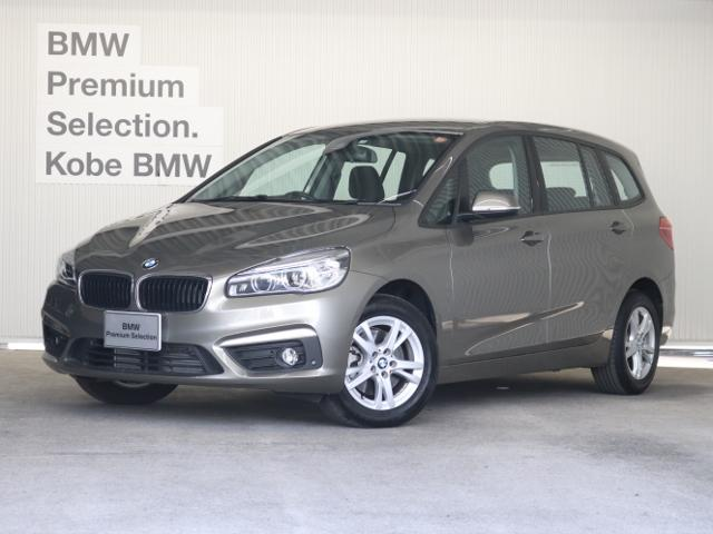 BMW 218dグランツアラータッチナビ シートヒーター 電動ゲート