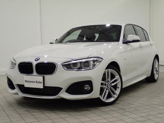 BMW 118i Mスポーツ 黒革 18AW シートヒーター LED