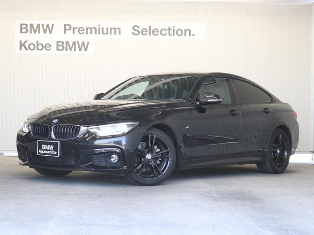 BMW 420iグランクーペ Mスポーツ 後期LCIモデル ACC