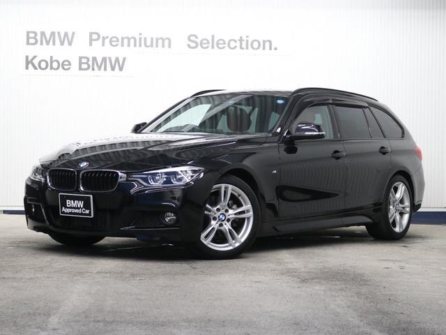 BMW 320d Mスポーツ赤革ACCシートヒーターDアシスト