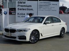 BMW523i Mスポーツ イノベーションP ACC 白レザー