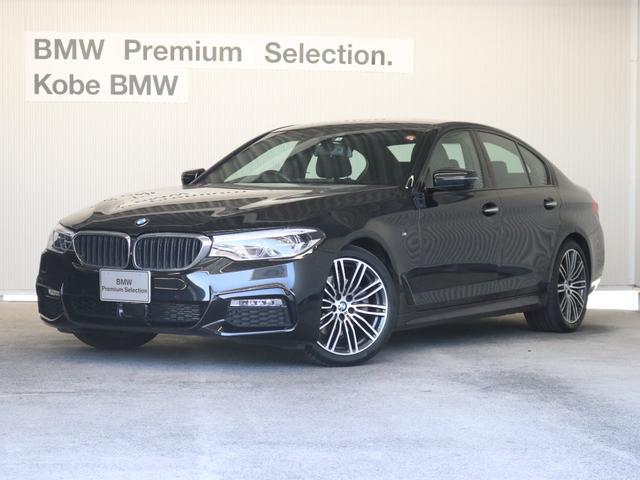 BMW 523d Mスポーツ ACC LED タッチナビ
