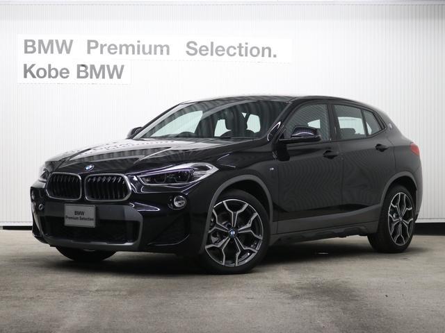 BMW xDrive 18d MスポーツX 弊社デモカー シートH