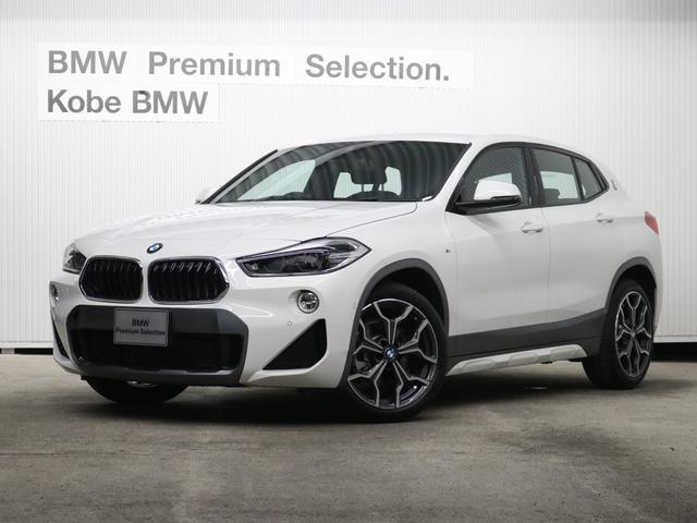 BMW xDrive 18d MスポーツX弊社デモカーACC HUD