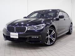 BMW750i Mスポーツ デザインピュアエクセレンス